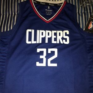 CLIPPERS JERSEY (YOUTH)